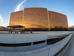 HEW Gebäude (Torsten schlüter) Tags: deutschland hamburg citynord sonnenaufgang sunrise glas beton architektur olympus 8mm 2019