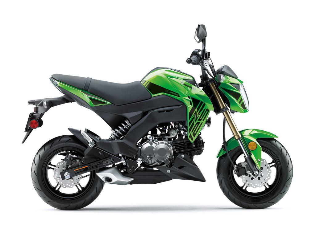 2019 Z125 Pro Kawasaki Motors Australia