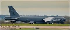 60-0058 Boeing B-52H Stratofortress c/n 464423 United States Air Force (RAF Fairford-EGVA) 20/03/2019 (Ken Lipscombe <> Photography) Tags: 600058 boeing b52h stratofortress cn 464423 united states air force raf fairfordegva 20032019