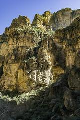 the gorge at Fish Creek (TAC.Photography) Tags: gorge light redrock canyon fishcreek arizona apachetrail arizonapassages