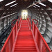 Treppe im Atomium
