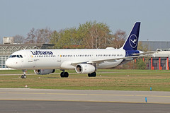 Airbus A321-131 - D-AIDA - HAJ - 02.04.2019 (Matthias Schichta) Tags: haj hannoverlangenhagen eddv flugzeugbilder planespotting lufthansa airbus a321100 daida