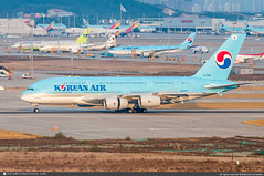 [ICN.2017] #Korean.Air.Lines #KE #KAL #Airbus #A380 #HL7628 #awp (CHRISTELER / AeroWorldpictures Team) Tags: avion aviation plane aircraft airplane airliner asian koreanairlines ke kal southkorea airbus a380 a388 a380861 cn156 engines gp7270 hl7628 fwwat airport incheon seoul icn rksi reverse landing avgeek pictures photo aeroworldpictures spotting spotter christeler awp team nikon d300s nikkor 70300vr raw nef lightroom