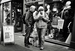 Dog's Life (Bury Gardener) Tags: monochrome mono blackandwhite bw england eastanglia uk people peoplewatching folks burystedmunds nikond7200 nikon 2018 suffolk streetphotography street streetcandids strangers candid candids abbeygatestreet
