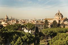 Cupole a Roma... (Renato Pizzutti) Tags: lazio roma cupole panorama tetti alberi rome nikond750 renatopizzutti