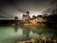 Chez moi ;) (flo73400) Tags: chateau castle paysage landscape longexposure poselongue lacdannecy