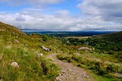 DSCF3048 (-IJSC-) Tags: killarney ireland irish irishrepublic landscape nature mountains path clouds hike