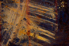 Rusty abstract (Glassholic) Tags: rust rusty rouille abstract abstrait color colour
