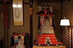 Japanese armour (Teruhide Tomori) Tags: japan japon kyoto tradition culture 日本 京都 伝統 文化 japanesearmour yoroi 鎧 兜 武具