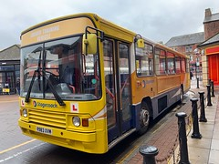 Stagecoach Driver Training 20983 / R983 XVM (TEN6083) Tags: carlisle carlislebusstation ps alexander b10m volvo r983xvm 20983 drivertrainingvehicle stagecoach stagecoachcumbria transport buses bus nebuses