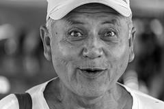 Clowning Around 3 (_aires_) Tags: lunahuaná limaregion peru pe aires man makingfaces expression iris cap portrait canoneos5dmarkiv canonef2470mmf28liiusm lunahuanácañeteperu