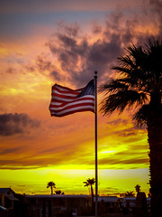 Old Glory (http://fineartamerica.com/profiles/robert-bales.ht) Tags: arizona fanart fineart flag flickr foothills forupload haybales land misc people photo photouploads places projects states sunsetorsunrise