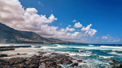 Costa de Bajamar (etoma/emiliogmiguez) Tags: tenerife islascanarias parque rural anaga bajamar puntahidalgo atlántico océano