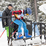 Fernie Teck Kootenay Zone Finals - Dual Slalom