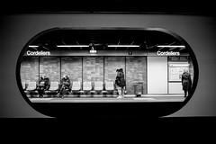 L2990550 (RG-Photographie) Tags: 35mm acros100 analog argentique film fujifilm leica leicam2 lyon summilux summilux35mmasph metro tcl subway underground streetphotography