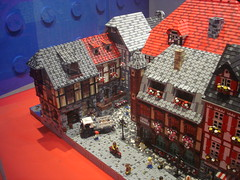 DSC05038 (fdsm0376) Tags: lego exposition madrid 2018 castle roma winter village city ww2