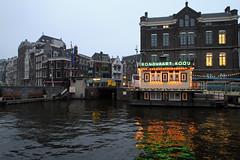 Amsterdam2014_067 (schulzharri) Tags: holland niederlande netherlands europa europe travel reise water gracht amsterdam wasser city stadt