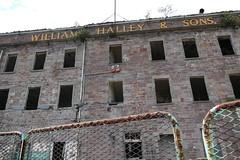 Wallace Craigie Works Dundee 2016 (1) (Royan@Flickr) Tags: 201605 wallace craigie works dundee william halley sons blackcroft landmark jute mill factory buildind demolished history 2016