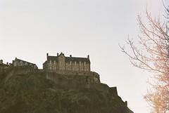 Edinburgh Castle (eumycota) Tags: film photography is dead analog explore edinburgh