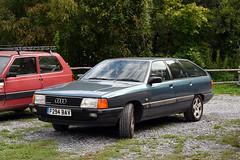 Audi 100 Avant quattro (Maurizio Boi) Tags: audi 100 avant quattro car auto voiture automobile coche old oldtimer classic vintage vecchio antique