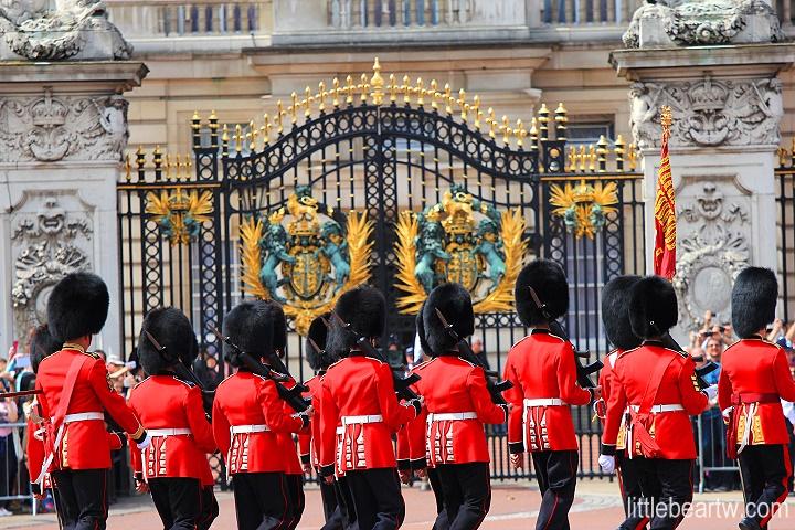 白金漢宮Buckingham Palace-32