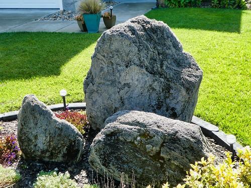 2019-03-23 - Landscape Photography - Garden - Rock Formation