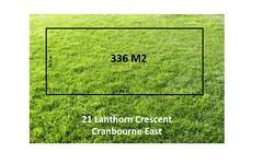 Lot 942, 21 Lanthorn Crescent, Cranbourne East VIC