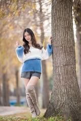 DSC_1648 (Robin Huang 35) Tags: 鐘珉樺 mandy 小敏 士林官邸 外拍 人像 portrait lady girl nikon d850 士林區 臺北市 中華民國 tw