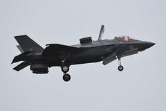 RAF Lockheed Martin F-35B Lightning II ZM147 (Tobyone1985) Tags: raf lockheed martin f35b lightning ii zm147 fighter aircraft airshow raf100 avation stealth