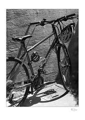 Vineyard Bike (radspix) Tags: zenza bronica etrs 150mm zenzanon mc f35 ilford hp5 plus pmk pyro
