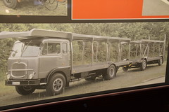 Fiat 643 N1 car transporter (1966) (Mc Steff) Tags: fiat 643 n1 cartransporter 1966 carcarrier autotransporter truck lkw lastwagen retroclassicsstuttgart2018