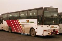 Bus Eireann DVH18 (93D20685). (Fred Dean Jnr) Tags: buseireann dvh18 93d20685 broadstonedepotdublin february1998 vanhool alizee daf mb230 buseireannbroadstonedepot broadstone