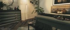 Manhattan, my room for the night (ѕнαяηα) Tags: secondlife tcf bedroom decor manhattan merak dustbunny halfdeer