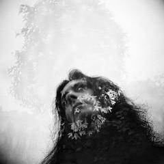 Scream XLVIII (the Subterraneans) (Josu Sein) Tags: scream grito moan lamento selfportrait autorretrato stress estrés selfexploration autoexploración emotions emociones subterranean underground subterráneo clandestino queer expressionism expresionismo surrealism surrealismo josusein mystery misterio