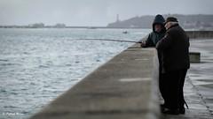 Fisherman (patrick_milan) Tags: fisher quay brest water sea marine finistere cap fisherman
