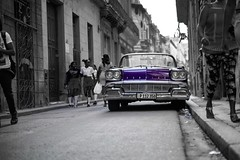 Take a seat (frank.gronau) Tags: kuba cuba havana havanna blue oldtimer auto car alpha sony gronau frank