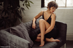 Small Break (Andreas-Joachim Lins Photography) Tags: alessja beautiful beauty dance female girl hannover moveandstyle portrait shooting woman young