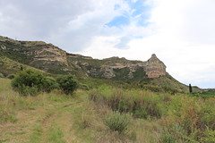 Clarens Mountains (Rckr88) Tags: clarens freestate southafrica free state south africa titanicrock mountain mountains cliff cliffs hill hills hike hiking hikes walkway walk walks nature national naturalworld outdoors travel travelling clarensmountains