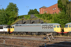 UKRL 56104 (Will Swain) Tags: leicester station 2nd august 2018 class 56 train trains rail railway railways transport travel uk britain vehicle vehicles england english europe ukrl 56104 104
