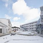 災害公営住宅の写真
