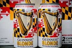 Guinness Blonde American Lager - Baltimore MD (mbell1975) Tags: centreville virginia unitedstatesofamerica us guinness blonde american lager baltimore md beer bier pivo øl cerveza birra cerveja piwo bira bière biere