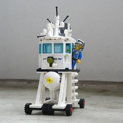 Survey Rover - Febrovery 2019 21 (captain_j03) Tags: toy spielzeug 365toyproject lego minifigure minifig moc febrovery space rover car auto 60119