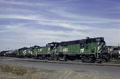 I Loved the PNW and the Units BN Assigned There (ac1756) Tags: burlingtonnorthern bn alco rs11 4183 vancouver washington