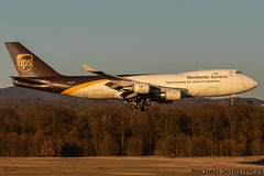 N573UP - Boeing 747-44AF - United Parcel Service (UPS) (MikeSierraPhotography) Tags: 747 air airlines airport boeing cgn cgneddk cologne country deutschland flughafen germany köln manufacturer plane spotting town unitedparcelserviceups n573up aircraft fotografie flugzeug aviation spotter flieger planespotting planespotter fliegerei kölnbonnairport eddk konradadenauerairport aeroporto aeropuerto airplane luchthaven planes vliegtuig