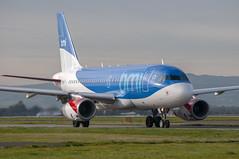 BMI G-DBCJ (Scottish Photography Productions | David Pollock) Tags: bmi airbus a319 gdbcj glasgow abbotsinch international airport egpf gla aviation aircraft