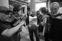 Lagniappe (of Cincinnati) @ Bockfest 2019 (Ed Gloria) Tags: cincy beer heritage brewery band livemusic cajun german festival washboard violin guitar tuba accordian