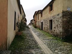 calle casas edificios ruinas Granadilla Caceres 03 (Rafael Gomez - http://micamara.es) Tags: calle casas edificios granadilla caceres
