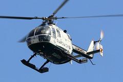 HU.15-67 (GH@BHD) Tags: hu1567 09126 bolkow mbb bo105 bo105cb guardiacivil police ace gcrr arrecifeairport arrecife lanzarote aircraft aviation helicopter chopper rotor