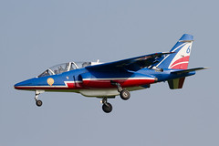 Alpha Jet E98 F-TEMF 6 (spbullimore) Tags: 6 ftemf e98 e jet alpha dassault de patrouille 20300 epaa france french air force armee lair 2018 cambridge airport