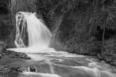 Cascate delle Marmore #2 - Umbria, Italy (Jethro_aqualung) Tags: nikon d800e 35mm waterfall water marmore cascate jethroaliastullph nature bn bw monocrome